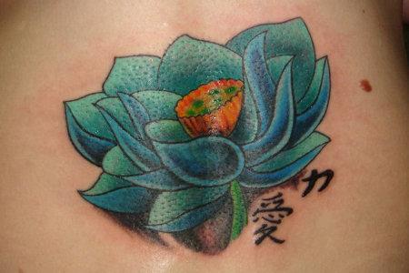 Un tatuaje es una mdificación